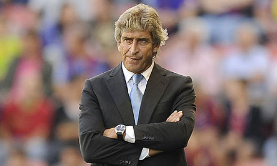 manuel pellegrini pellegrini opt 010 and another opportunity to win over real madrid ...